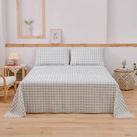 pure color sheets bedspreads bedding elegant double bed comfortable and skin friendly suitable for naked sleeping 150