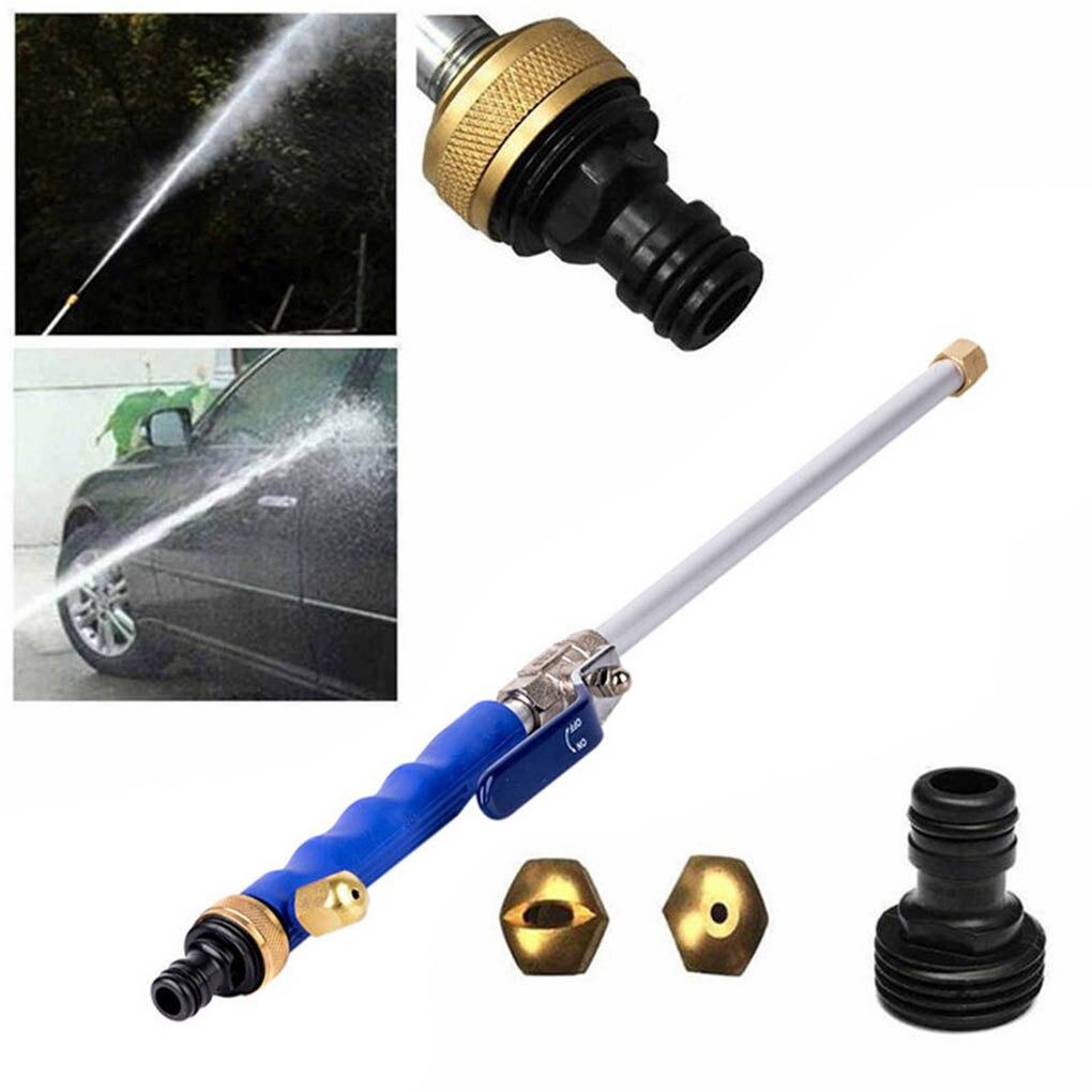 Pistola de agua de alta presión, potencia de alta presión, para lavar coches, herramientas de espray, lavado de coches, lavadora de agua a presión de jardín, pistola de agua de jardín