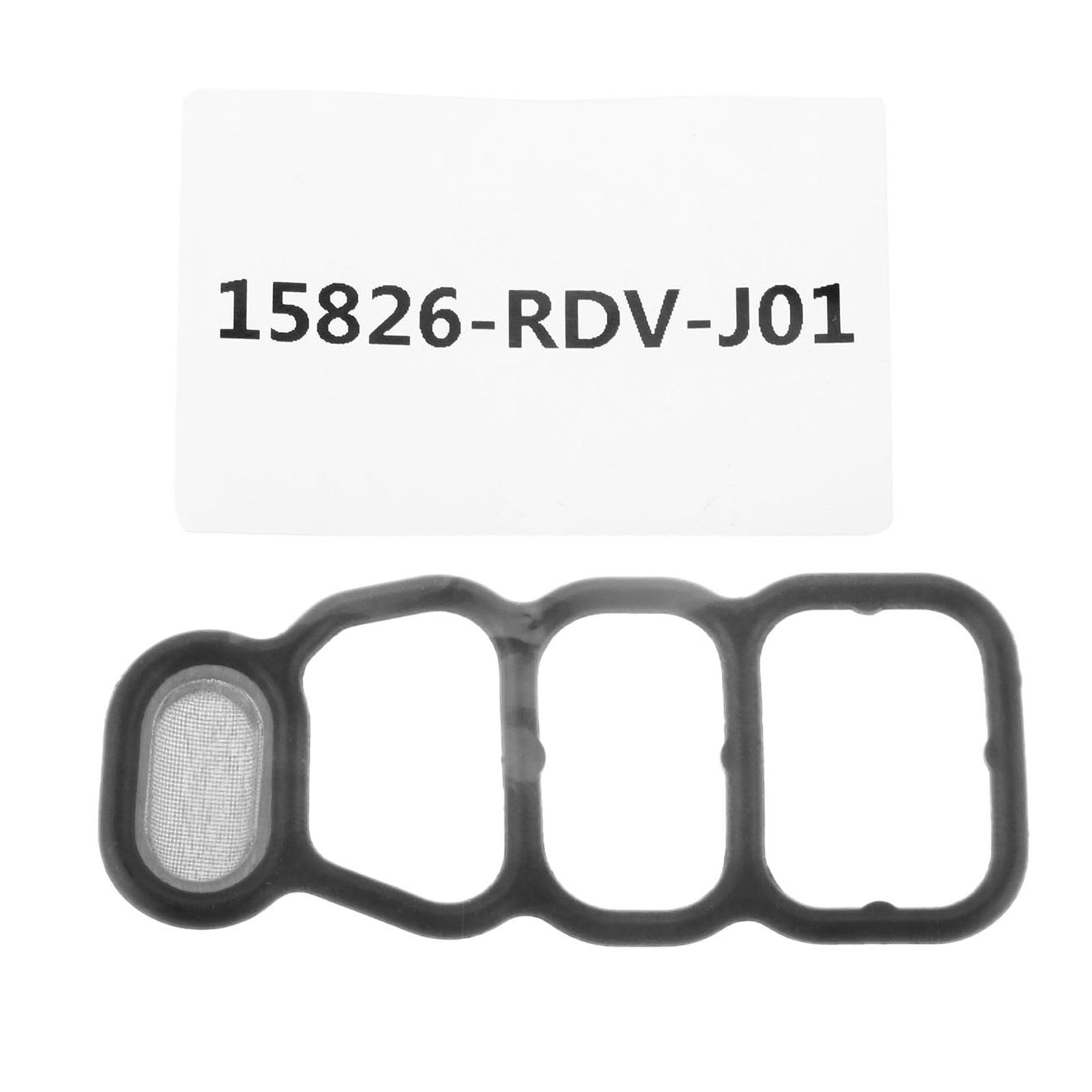 1pc cabeça do cilindro junta solenóide vtec filtro gaxeta para honda odyssey piloto accord híbrido 2006 2007 15826-rdv-j01 15826rdvj01