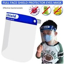 40@ Shield Replacement Masks protect-fog And -dust Mask Safety Splash Mask Full Face Shield Mask Flip Up Visor Protection
