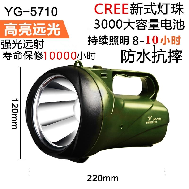 Large Rechargeable Flashlight Waterproof Plastic Multifunction Flashlight Long Shot Linterna Potente Outdoor Product DI50SDT enlarge