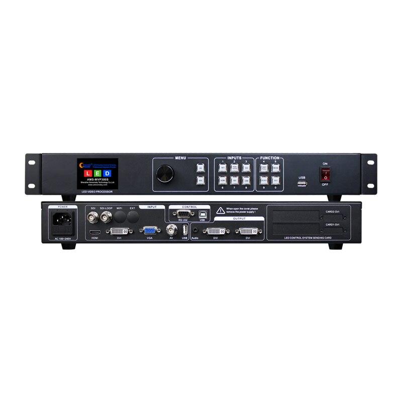 Led Video Processor AMS-MVP300S P1.667 P1.875 P1.904 P1.923 P2 P2.5 P3 P4 P5 P6 P7.62 P8 P10 Led Screen