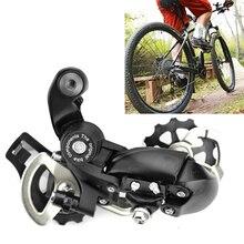 Mountain Bike Rear Derailleur Aluminum Alloy 6 7 8 Speed TX35 Rear Derailleur Bicycle Parts Accessories Bicycle Parts Supplies