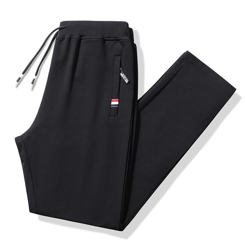 Casual Pants Men Fitness Sportswear Tracksuit Bottoms Skinny Sweatpants Trousers Gyms Jogger Track Pants Mens Joggers 8XL K340