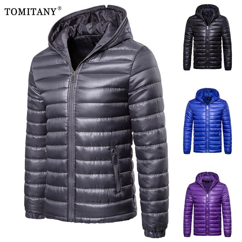 Мужская парка, куртки 2021, зимняя теплая водонепроницаемая Толстая куртка, парки, пальто, Мужская Новая ветрозащитная приталенная парка с ка...