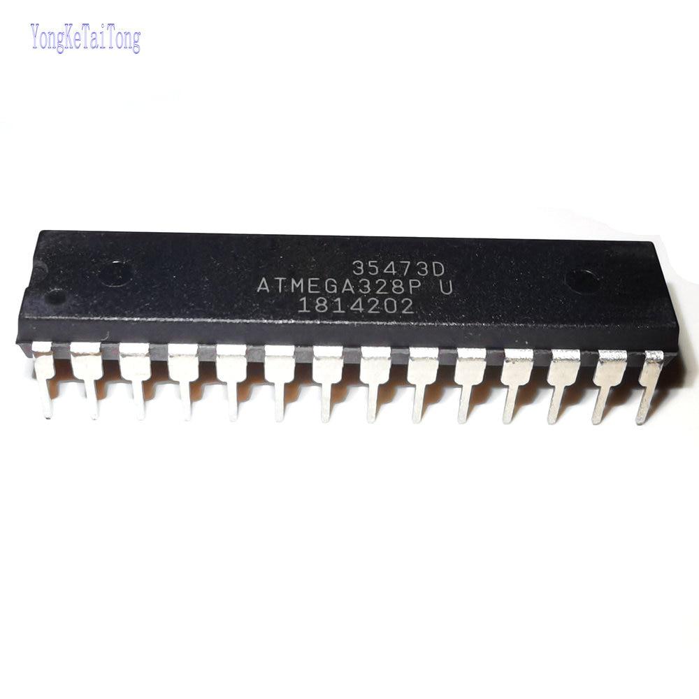 5/10 Uds ATMEGA328 nuevo Original ATMEGA328P-PU ATMEGA328P DIP28