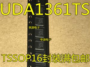 1361T  UDA1361TS  UDA1361  TSSOP16
