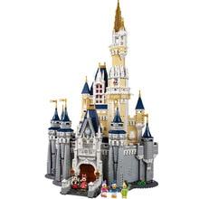 Lepinblock 16008 Friends Compatible 71040 Princess Disneys Castle City Model Building Blocks Girl Gift bricks Toys for Children