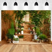 spring easter backdrop wood house room newborn baby portrait vinyl photographic background for photo studio photophone photocall