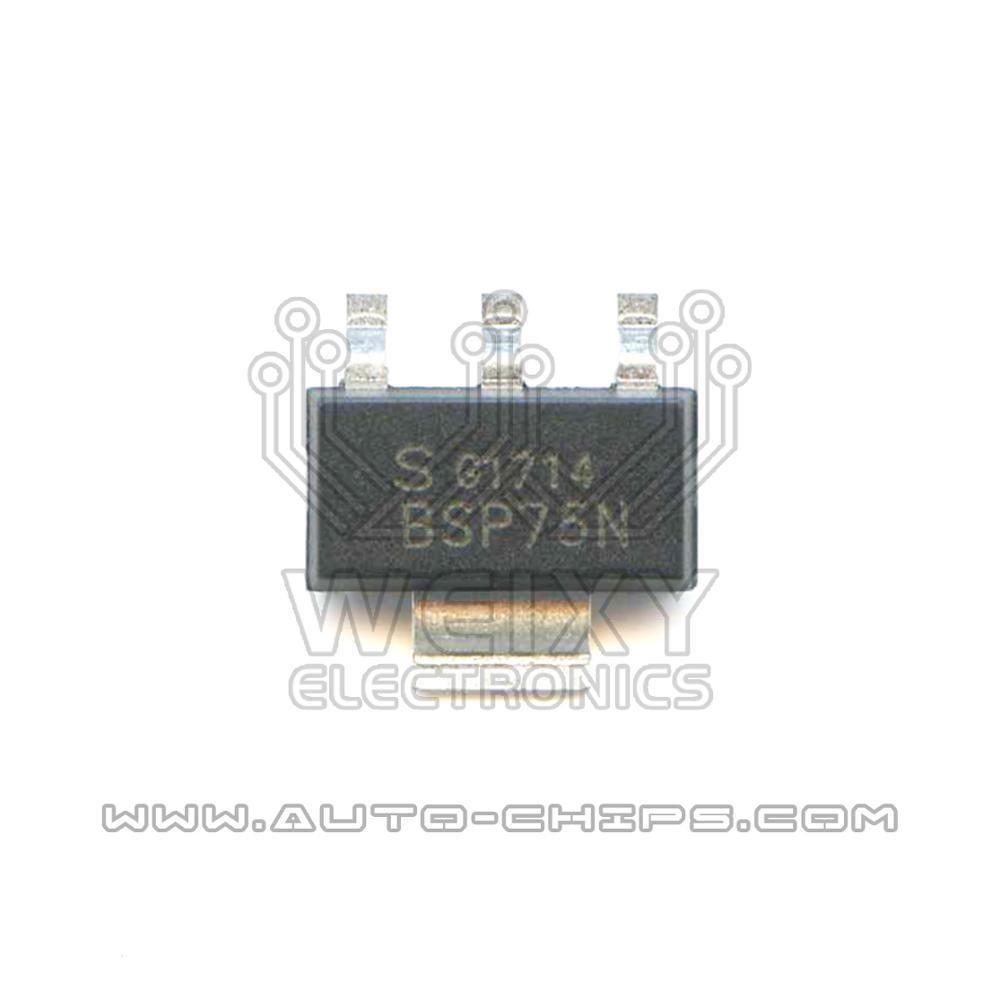 Chip bsp75n usado para automóveis ecu