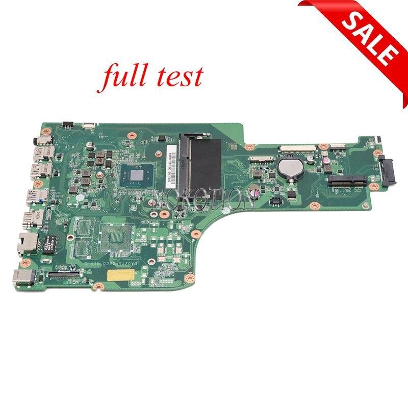 NOKOTION REV C NBMS211002 NB. MS211.002 para acer aspire ES1-711 placa madre CPU a bordo DDR3 prueba completa