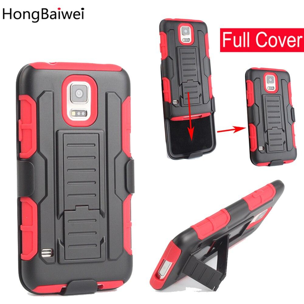 Armadura caso duro caso híbrido para iphone 7 plus 6 6s 5s funda Samsung Galaxy A5 2016 J5 J7 2015 nota 3 S3 i9300 S4 S7 borde G360 G750 G530