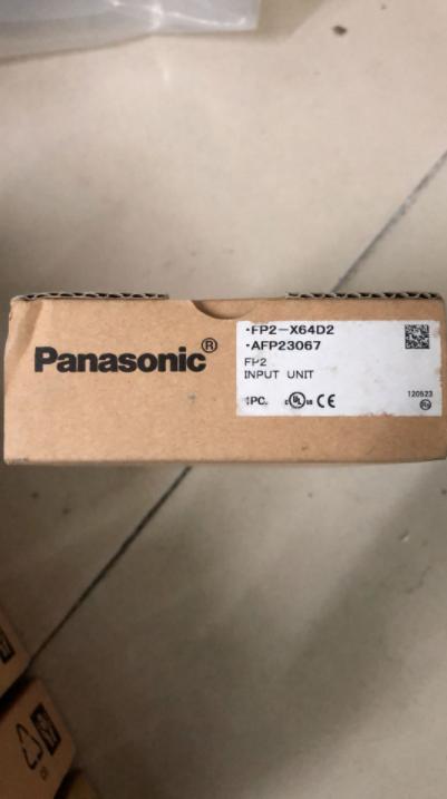 1PCS Panasonic Input Unit FP2-X64D2 AFP23067 In Box -New