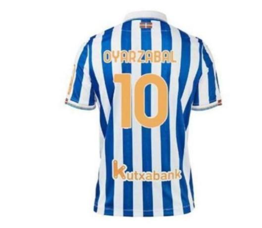 Camisetas de fútbol de la Real Sociedad para hombres y niños, 2020,...