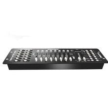 Offre spéciale DMX console DJ équipement DMX512 contrôleur 192 Console pour Led Par phares mobiles Disco partie éclairage de scène
