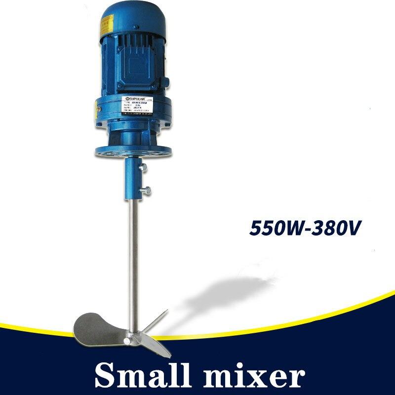 خلاط سائل كهربائي صغير خلاط معالجة مياه الصرف الصحي خلاط التلبد المختلط