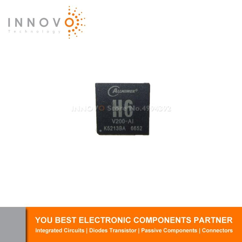 INNOVO ALLWINNER H6 1,5G BGA 2 unids/lote STB CHIP de CPU envío gratis nuevo original