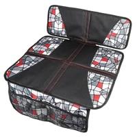 car seat protector under mat thick padding protection child oxford anti skip seat under mat seat cushion organizer