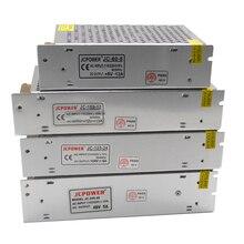 Commutateur de transformateur de LED 5V 12V 24V 36V 48V alimentation, alimentation 2A/3A/4A/5A/6A/10A/12A/20A/30A/40A/60A pour bande de led