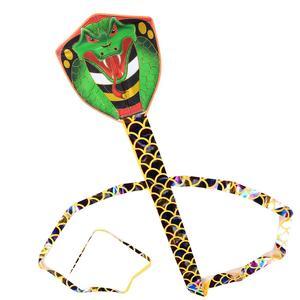 7m Snake Shape Kite Outdoor Funny Flying Toys Garden Cloth Toy Kite for Children Kids Brithday Gifts Cometa arcoiris