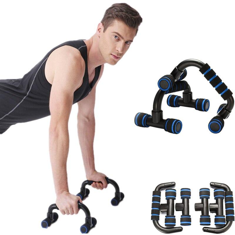 Equipamentos de Fitness Exercício de Musculação em Casa Push Suporte Portátil Rack Ginásio Esporte Calisthenics Barra Horizontal Push-ups Placa up