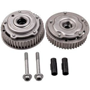 2PCS Cam Phaser Camshaft Timing Gear For Fiat Croma 1.8 16V 194 Estate 55567048/049