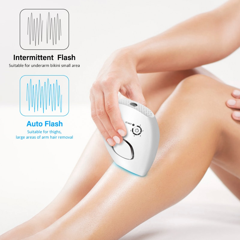 Laser Epilator Professional Permanent 700000 Flashes IPL Hair Removal Photo Women&Men Painless Hair Remover Pulsed Light GH16 enlarge