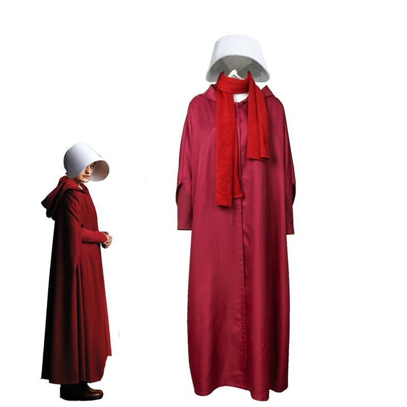 Handmaids Tale Fancy Dress