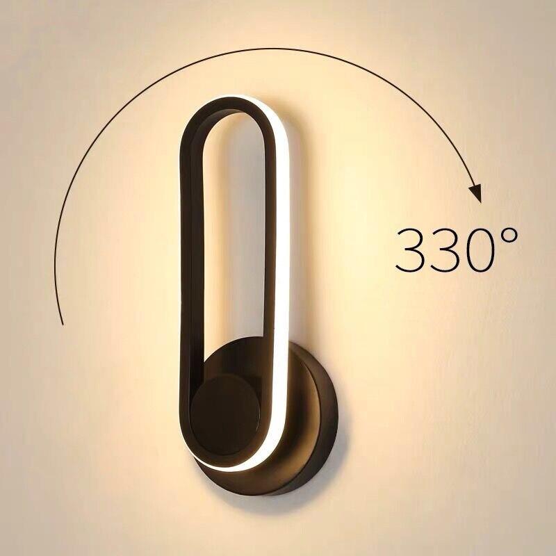 FANPINFANDO-مصباح حائط Led حديث ، مصباح حائط لغرفة المعيشة ، غرفة النوم ، المدخل ، الممر