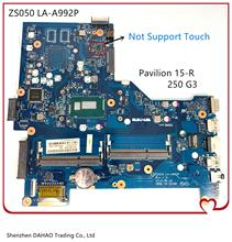 ZS050 LA-A992P Pour HP 15-R 250 G3 Ordinateur Portable Carte Mère 761535-501 761535-001 Avec i5-4200U/4210U DDR3 100% Entièrement Testé