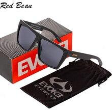 Retro Sport Sunglasses Men Women Brand Designer Flat Top Frame Sunglasses Accessory Male High Qualit