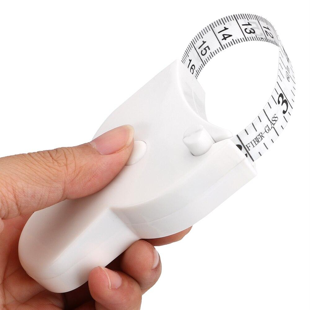 NICEYARD règle rétractable pour Fitness outil précis corps graisse perte de poids mesure 150cm étrier ruban à mesurer outil de jaugeage