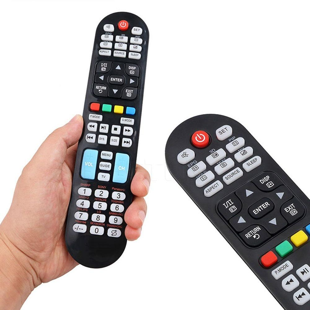 Portable Remote Control Universal RM-L1107+8 LCD HDTV Smart TV Television Remote Control Replacement