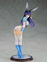 Anime Sword & Wizards Yukishiro Fuyuka Bunny Ver. PVC Action Figure Anime Figure Model Toys Sexy Girl Collection Doll Gift