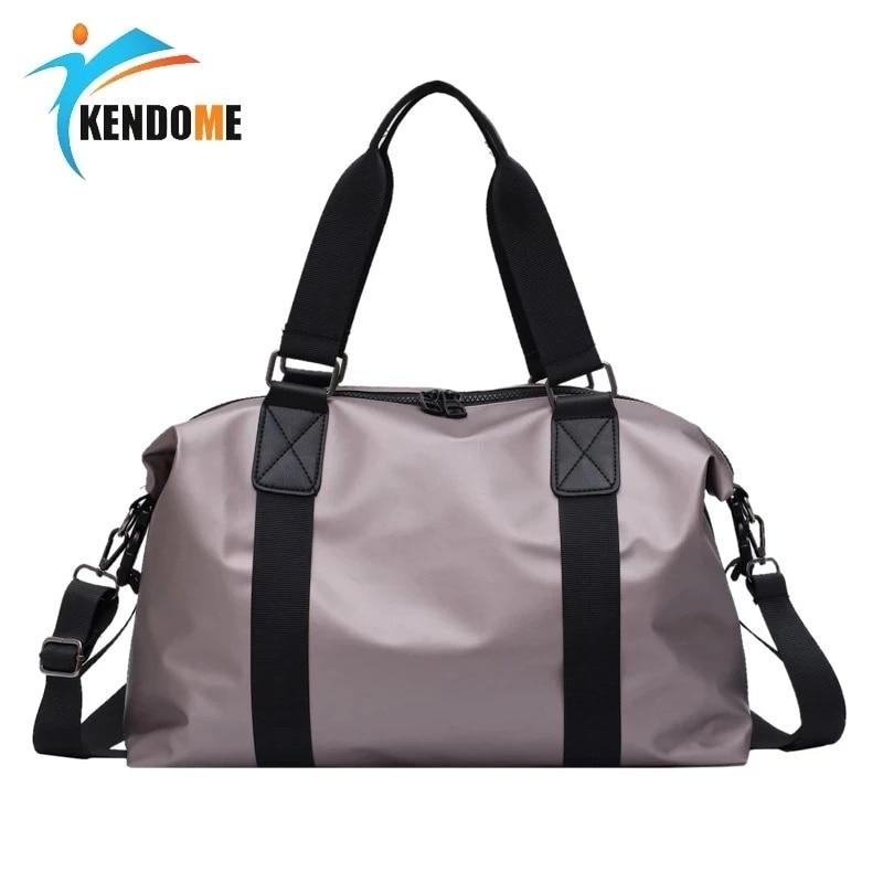 Women Sports Fitness Bag Men Gym Yoga Bag Big Travel Duffle Handbag for Women 2021 Weekend Blosa Waterproof Sac De Sport