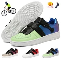 cycling shoes for men sapatilha ciclismo self locking road bicycle sneakers women flat cleat mountain bicycle shoes