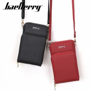 Bag for Women 2021 New Fashion Ladies Crossbody Bag Leather Zipper 3 Pockets Womens Shoulder Bag Phone Wallet Purse and Handbag