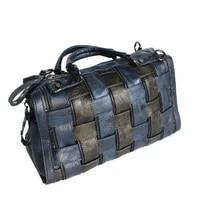 2021 new vintage designer bag patchworks colors womens handbags purses pu leather women shoulder crossbody bag bags
