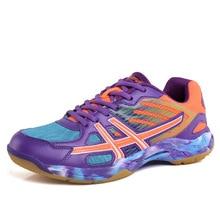 Hommes professionnel volley-ball chaussures unisexe sport respirant amortissement chaussures femmes maille résistant à lusure baskets taille 35-45