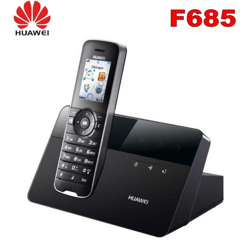 Hot Sale Unlocked Huawei F685 Fixed Wireless Terminal  3G WCDMA With Sim Card Slot