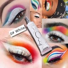 5 couleurs ombre à paupières apprêt correcteur pour les yeux Pigment Base maquillage tenir maquillage imperméable à leau résistant à la transpiration longue durée apprêt cosmétique TSLM2