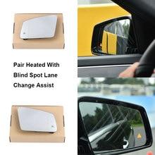 Blind Spot Lane Change Assist Left Right Rearview Wing Mirror Fit For Benz A B C E S Class W176 W246 W204 W212 W221 GLA CLA C117