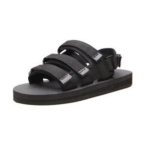 Women Sandals Summer 2020 Female Shoes Woman Peep-toe Wedge Comfortable Sandals Slip-on Flat Sandals Female Sandalias L