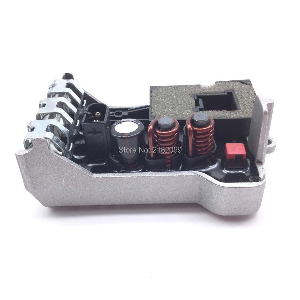 Résistance de moteur de ventilateur de ventilateur régulateur pour Mercedes Benz W220 S500 W203 S430 CL500 S350 S55 CL55 C65 S55 2308216451 2308216351