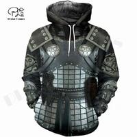 plstar cosmos 3dprint newest armor cos warrior art harajuku premium streetwear unique awsome casual hoodiessweatshirtzip p 4