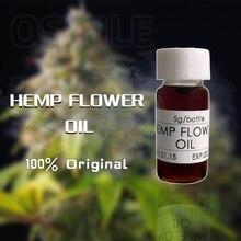100% чистое натуральное экстракция, 5 г эфирное масло коричневого пенькового цветка с более высокой плотностью, для беспокойства, бессонницы, расслабления разума Эфирное масло      АлиЭкспресс