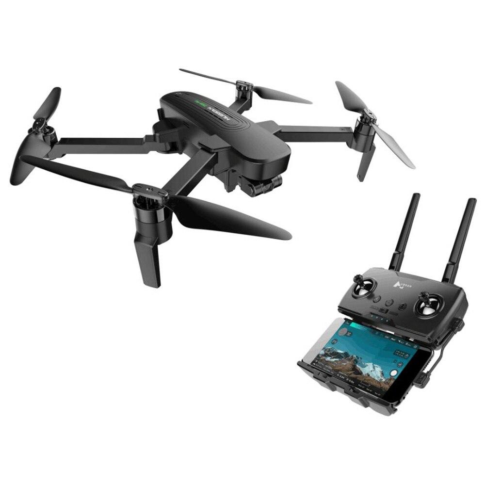 Hubsan Zino Pro RC Drone Quadcopter GPS 5G WiFi 4KM FPV Mit 4K UHD Kamera 3-achsen Gimbal Bürstenlosen Motor Faltbare RC Hubschrauber