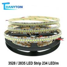 Led Strip 2835 240Leds/M 234Leds/M Dc 12V Flexibele Neon Tape Licht Warm Wit/Wit/Rgb 5M
