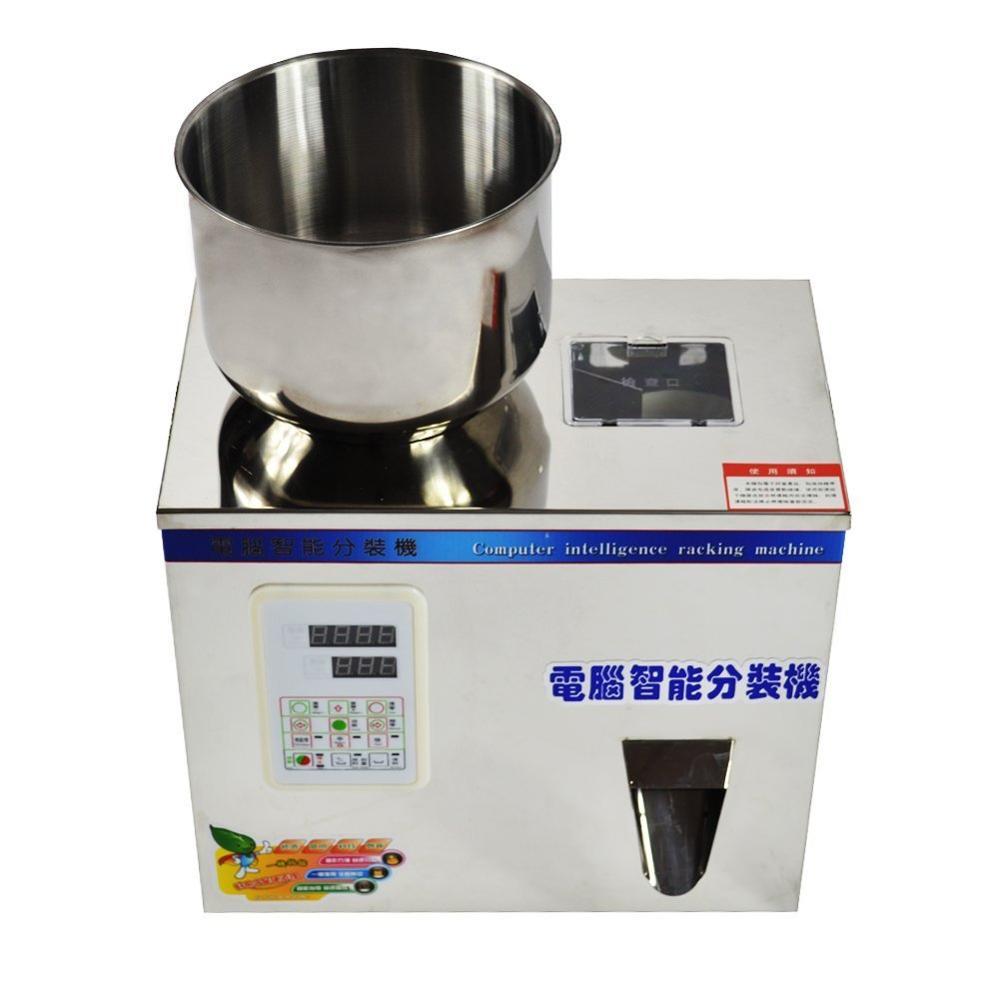 آلة تعبئة مسحوق يدوية صغيرة رخيصة 2-100 جرام