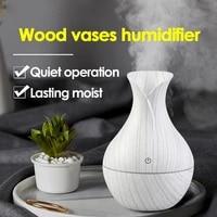 Mini lampe a Air avec humidificateur ultrasonique  diffuseur dhuile essentielle  daromatherapie  pour maison  voiture  bureau